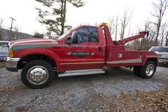 Caminhão de reboque Fotos de Stock