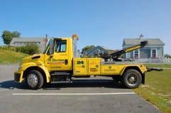 Caminhão de reboque de Jerr-Dan imagem de stock