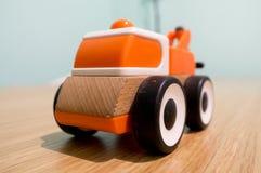 Caminhão de reboque de madeira de Ikea Fotografia de Stock