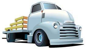 Caminhão de Rod quente ilustração royalty free