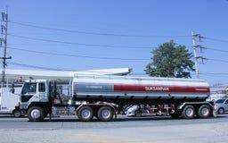 Caminhão de tanque da água do transporte de Suksamran Foto de Stock Royalty Free