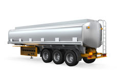 Caminhão de tanque do óleo  Imagem de Stock