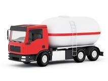 Caminhão de tanque do Lpg Imagem de Stock
