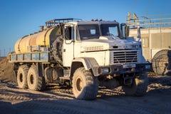 Caminhão de terreno áspero Imagens de Stock Royalty Free