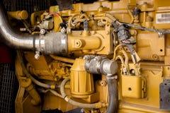 Caminhão diesel Fotografia de Stock Royalty Free