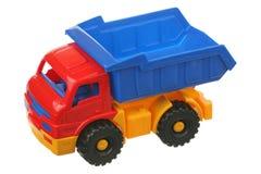 Caminhão do brinquedo Fotografia de Stock