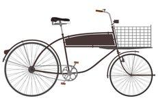 Caminhão do ciclo ilustração stock