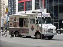 Caminhão do gelado Foto de Stock Royalty Free