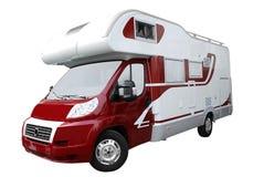 Caminhão do rv Imagem de Stock