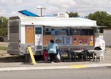 Caminhão do Taco Fotografia de Stock