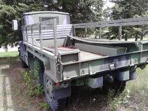 Caminhão do transporte WW2 Imagem de Stock Royalty Free