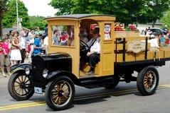 Caminhão dos sobeys da antiguidade Foto de Stock Royalty Free