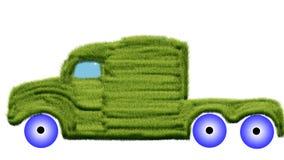 Caminhão fora da grama Imagem de Stock Royalty Free