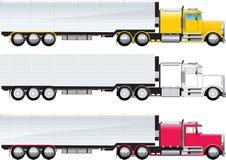 Caminhão grande Foto de Stock Royalty Free