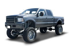 Caminhão grande Imagem de Stock