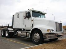Caminhão grande - trator Imagem de Stock Royalty Free