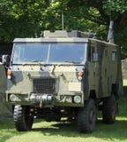 Caminhão militar foto de stock royalty free