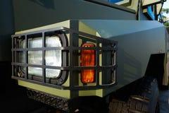 Caminhão militar Imagem de Stock