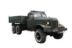 Caminhão militar soviético velho Foto de Stock Royalty Free