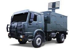 Caminhão militar velho Foto de Stock Royalty Free