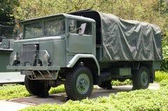 Caminhão militar velho Fotografia de Stock Royalty Free