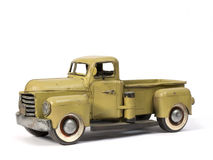 Caminhão modelo Foto de Stock