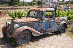 Caminhão oxidado Foto de Stock