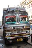 Caminhão oxidado velho Imagem de Stock Royalty Free