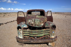 Caminhão velho Imagem de Stock Royalty Free