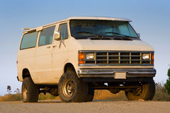 Caminhão velho 2 Imagem de Stock Royalty Free