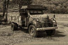 Caminhão velho Imagens de Stock