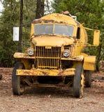 Caminhão velho Foto de Stock Royalty Free