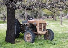 Caminhão velho Fotografia de Stock Royalty Free