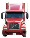 Caminhão vermelho imagens de stock royalty free