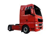 Caminhão vermelho Imagem de Stock