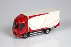 Caminhões do brinquedo fotografia de stock royalty free
