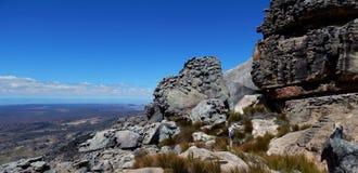 Caminhada da montanha de Cedarberg Imagem de Stock