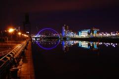 Caminhada da noite Imagens de Stock Royalty Free