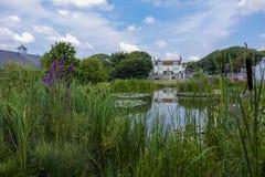 A caminhada de Rottingdean a Brigghton 8 Imagem de Stock