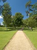 Caminhada do campo Imagem de Stock Royalty Free