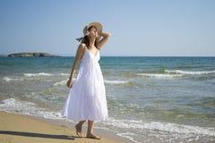 Caminhada do paraíso Foto de Stock Royalty Free