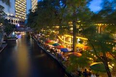 Caminhada do rio Imagem de Stock Royalty Free