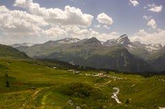 Caminhada em Alp Flix Imagens de Stock