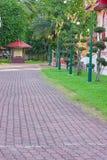 Caminhada no parque Fotografia de Stock