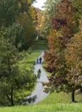 Caminhada para o exercício Imagens de Stock Royalty Free
