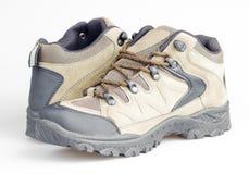 Caminhando botas Fotografia de Stock