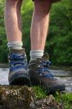 Caminhando carregadores Fotografia de Stock