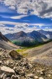 Caminhando o lagópode dos Alpes Cirque Imagem de Stock Royalty Free