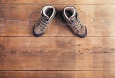 Caminhando sapatas fotos de stock royalty free