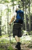 Caminhante Foto de Stock Royalty Free